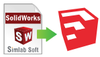 SolidWorks Importer For SketchUp (Single License) -Win/MAC