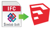 IFC Importer For SketchUp (Single License) -Win/MAC