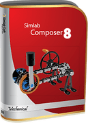 SIMLab Upgrade to Composer 8 Mechanical Edition Node Locked Standalone Seat
