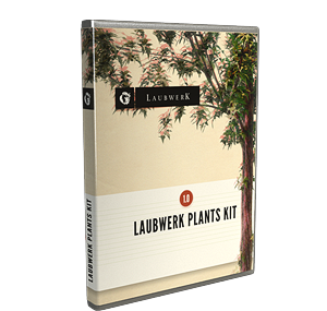 Laubwerk Plants Kit 12