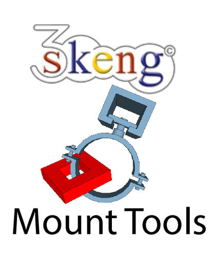 3Skeng Mount Tools Upgrade for PC/Mac