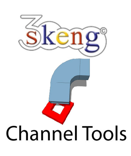 3Skeng Channel Tools Upgrade for PC/Mac
