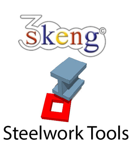 3skeng Steelwork Tools Upgrade for PC/Mac