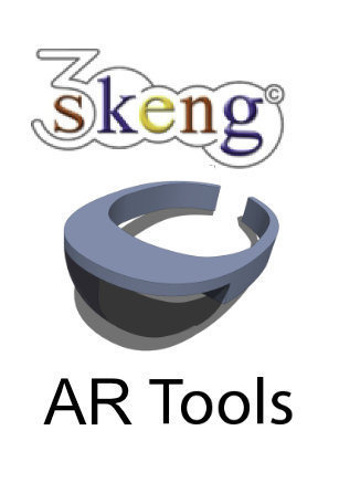 3skeng AR App (Only PC & HoloLens)